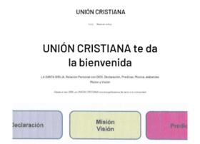 unioncristiana.org
