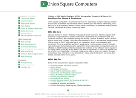 unionsquarecomputers.com