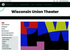 uniontheater.wisc.edu