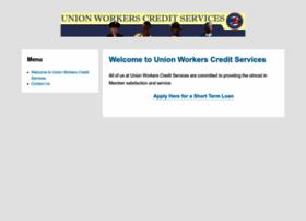 unionworkerscredit.com