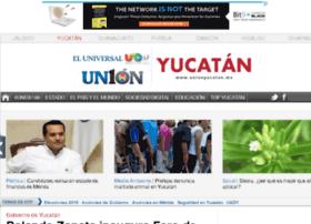 unionyucatan.com