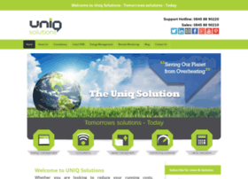 uniq-solutions.co.uk