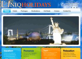 uniqholidays.com