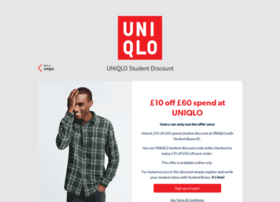 uniqlo.studentbeans.com