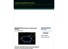 unique-beaded-bracelets.blogspot.com