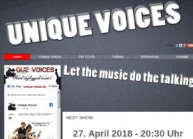 unique-voices.de