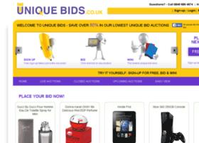 uniquebids.co.uk