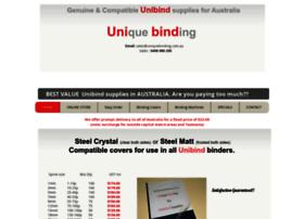 uniquebinding.com.au