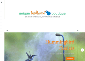 uniquebirdhouseboutique.com