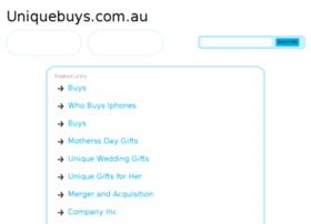 uniquebuys.com.au