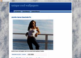 uniquecoolwallpapers.blogspot.com