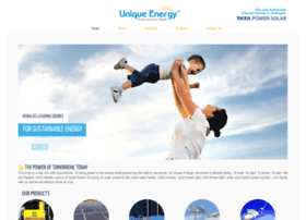 uniqueenergy.in