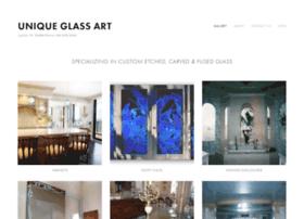 uniqueglassart.com