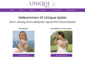 uniquekjoler.dk
