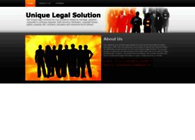 uniquelegalsolution.blogspot.in