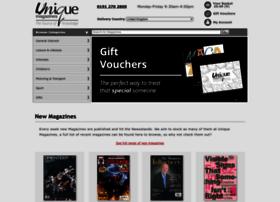 uniquemagazines.co.uk