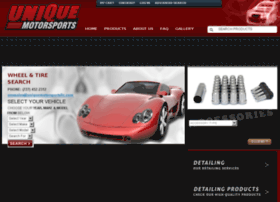 uniquemotorsportsllc.com