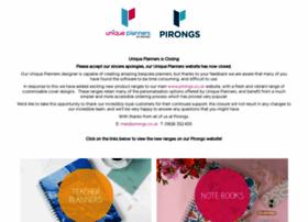 uniqueplanners.co.uk