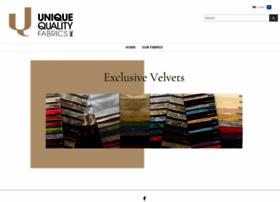 uniquequalityfabrics.net