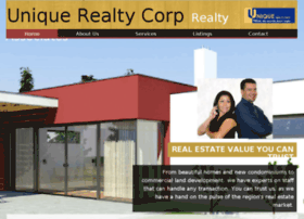 uniquerealtycorp.com