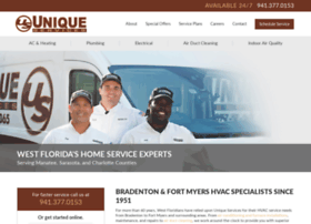 uniqueservices.com