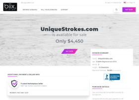 uniquestrokes.com