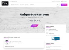 uniquestrokes.com