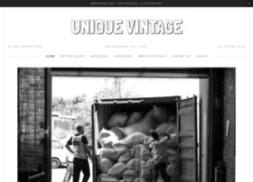 Uniquevintage.com.au