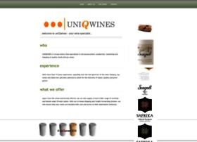 uniqwines.co.za