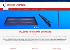 uniscaff.com