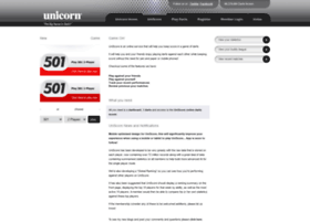 uniscore.unicorn-darts.com