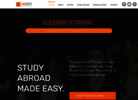 uniserveducation.com