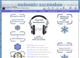 unisonicascension.com