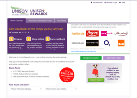 unisonrewards.com