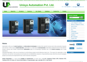 unisysautomation.in