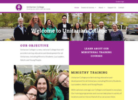 unitarian-college.org.uk