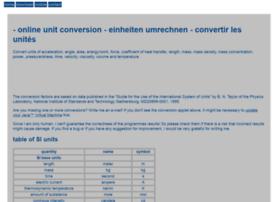 unitconversion.vennemann-online.de
