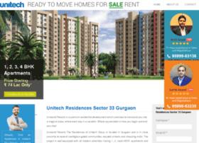 unitechresidencesgurgaon.com