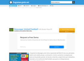 united-football.programas-gratis.net