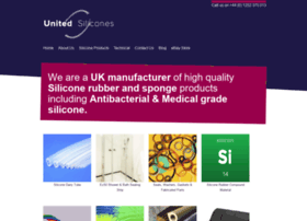 united-silicones.com