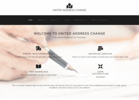 unitedaddresschange.net