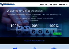 unitedagencies.com