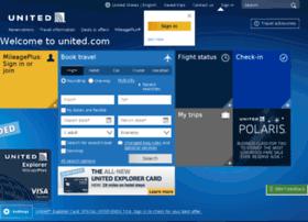 unitedairlines.com