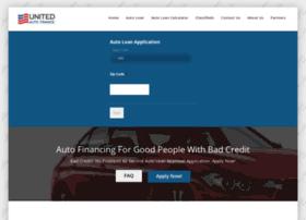 unitedautofinance.com