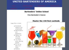 unitedbartendersofamerica.com