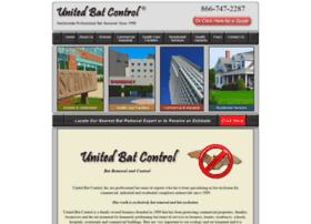 unitedbatcontrol.com