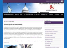 unitedbuscharter.com