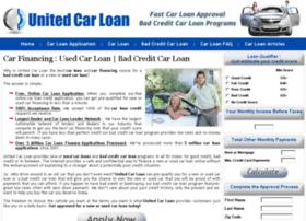 unitedcarloan.com