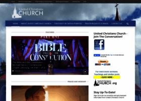 unitedchristianschurch.org