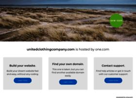 unitedclothingcompany.com